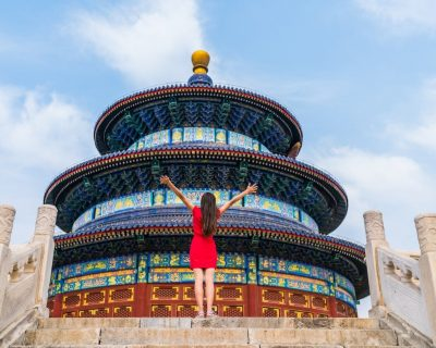 #Classic Beijing Tour with 4 Star Hotel
