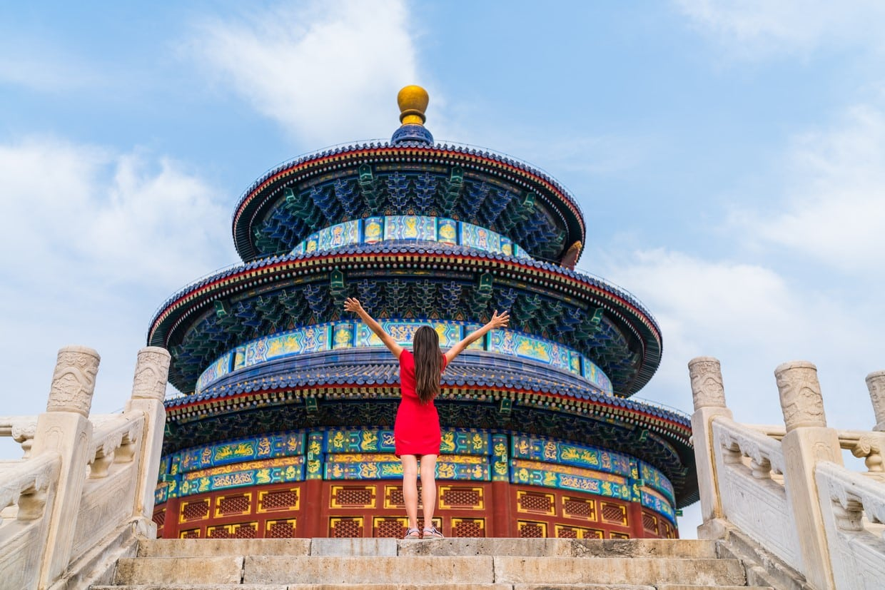 Classic Beijing Tour with 4 Star Hotel