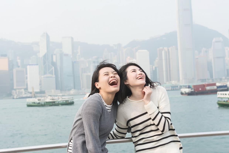 #China Golden Triangle and Hong Kong