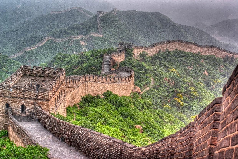 Great Wall to Giant Panda Tour 2