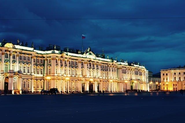 State Hermitage Museum Virtual Tour