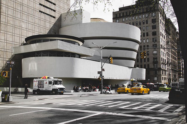 Guggenheim Museum Virtual Tour