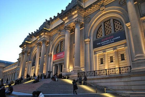 Metropolitan Museum Virtual Tour