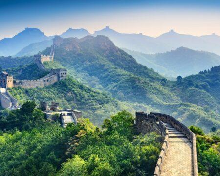 #Mainland China Tour From Hong Kong