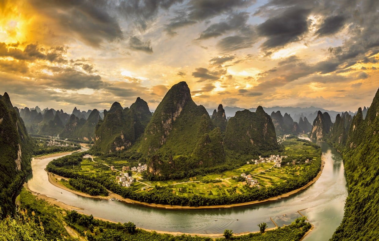 9 Days Beijing Xian Guilin Yangshuo 3