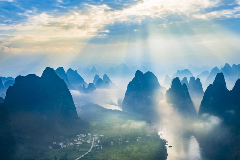 All Inclusive Beijing Xian Guilin Shanghai 5