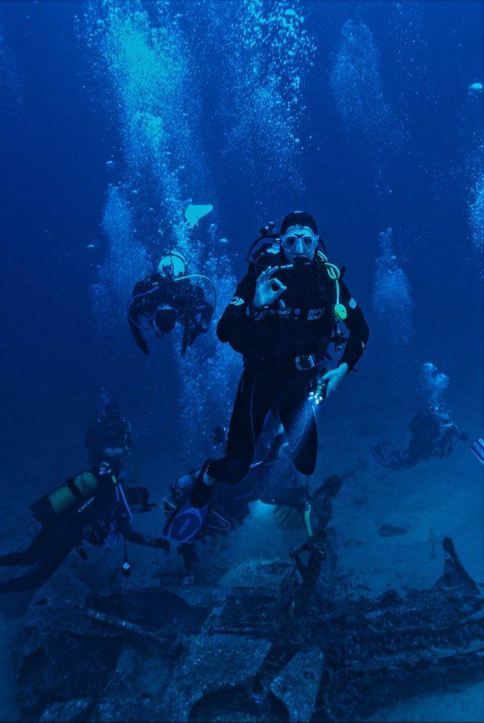 Yongala Scuba Diving