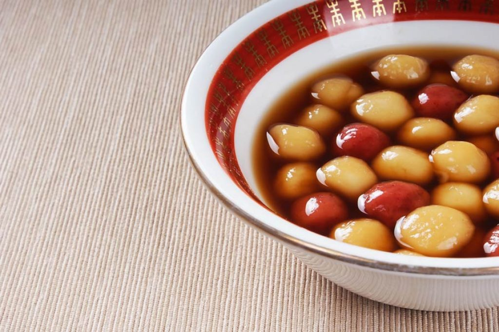 Yuan Xiao in Lantern Festival