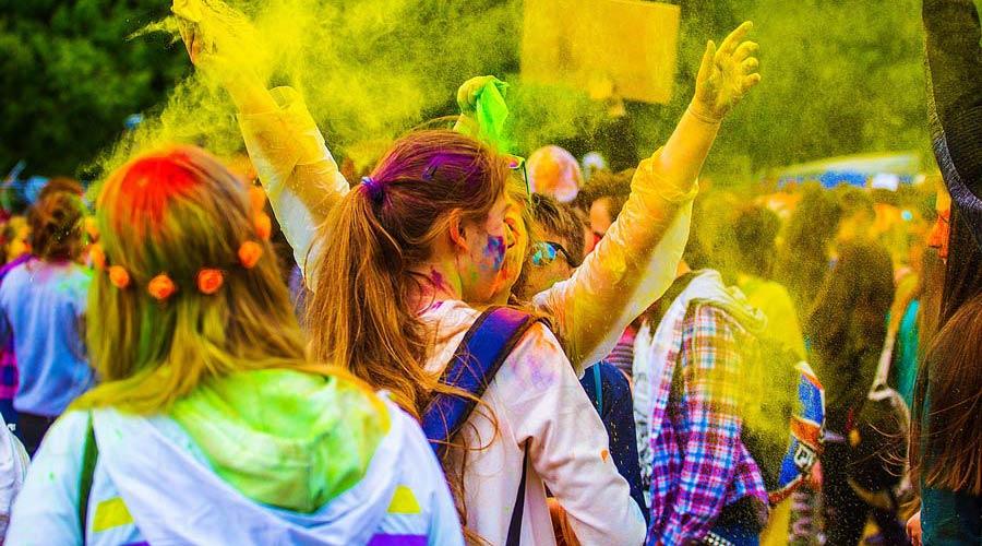 The Holi Festival 3