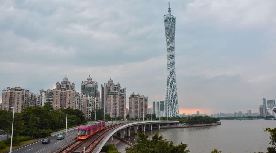 Guangzhou Pearl River 1