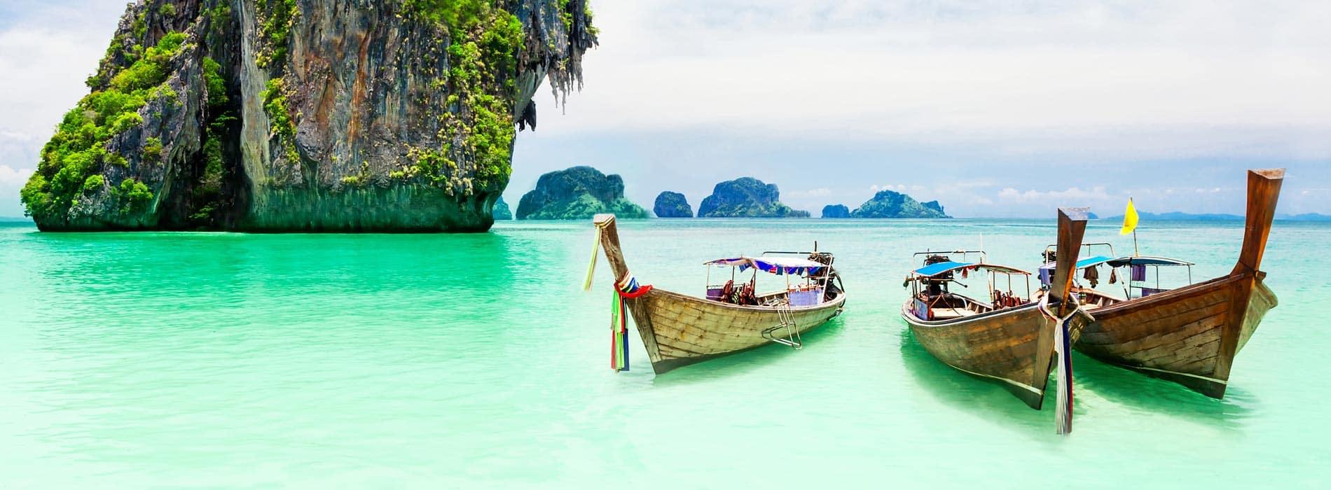 Raya and Mai Ton Island Boat Tour 6