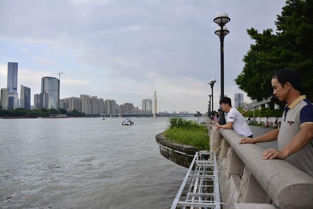 Guangzhou River