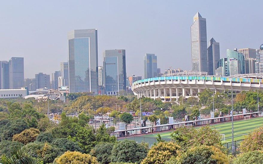 Guangzhou to Shenzhen Tour 2