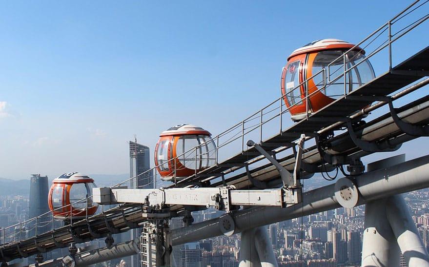 Guangzhou to Shenzhen Tour 1