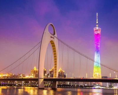 #Guangzhou to Shenzhen Tour