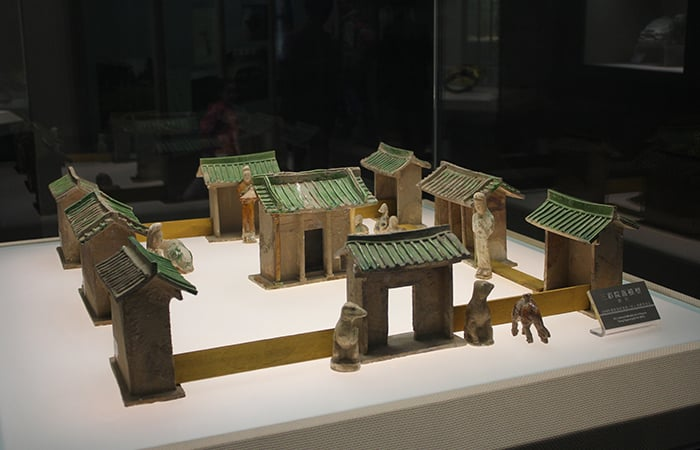 Basic Exhibition of Xi'an Museum