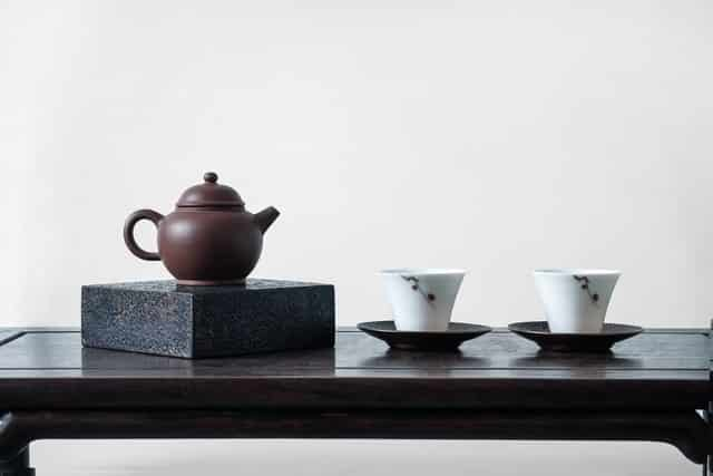 Japanese Tea Ceremony and Chinese Tea Ceremony