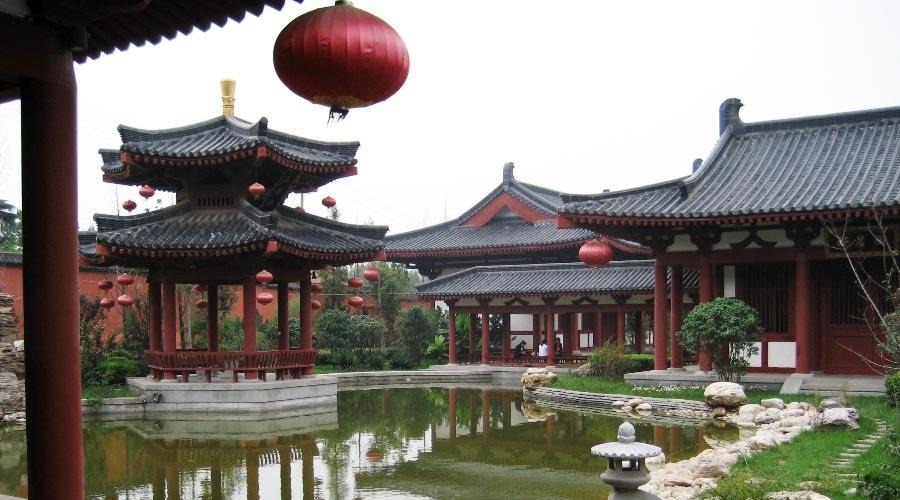 Huaqing Pool of Xi'an 1