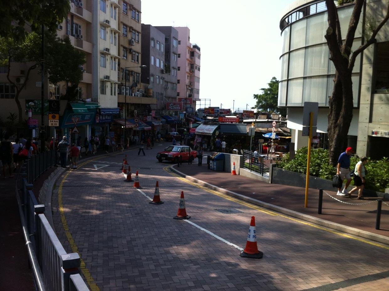 Stanley Market of Hong Kong