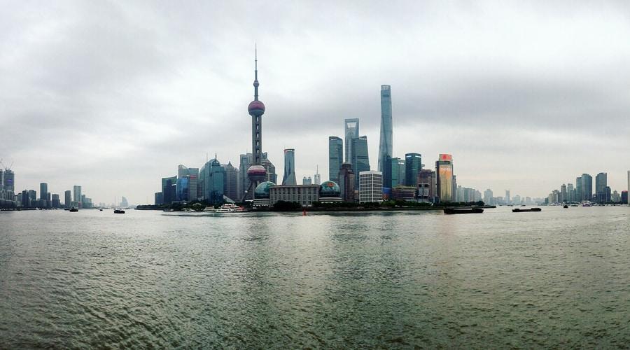 The Bund of Shanghai 1