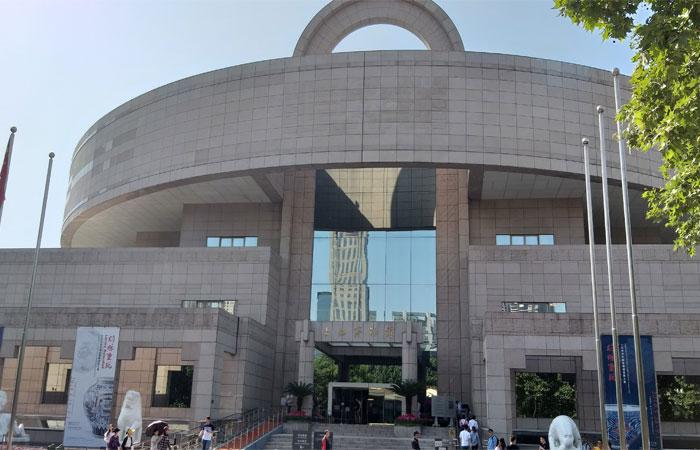 Shanghai Museum Architecture