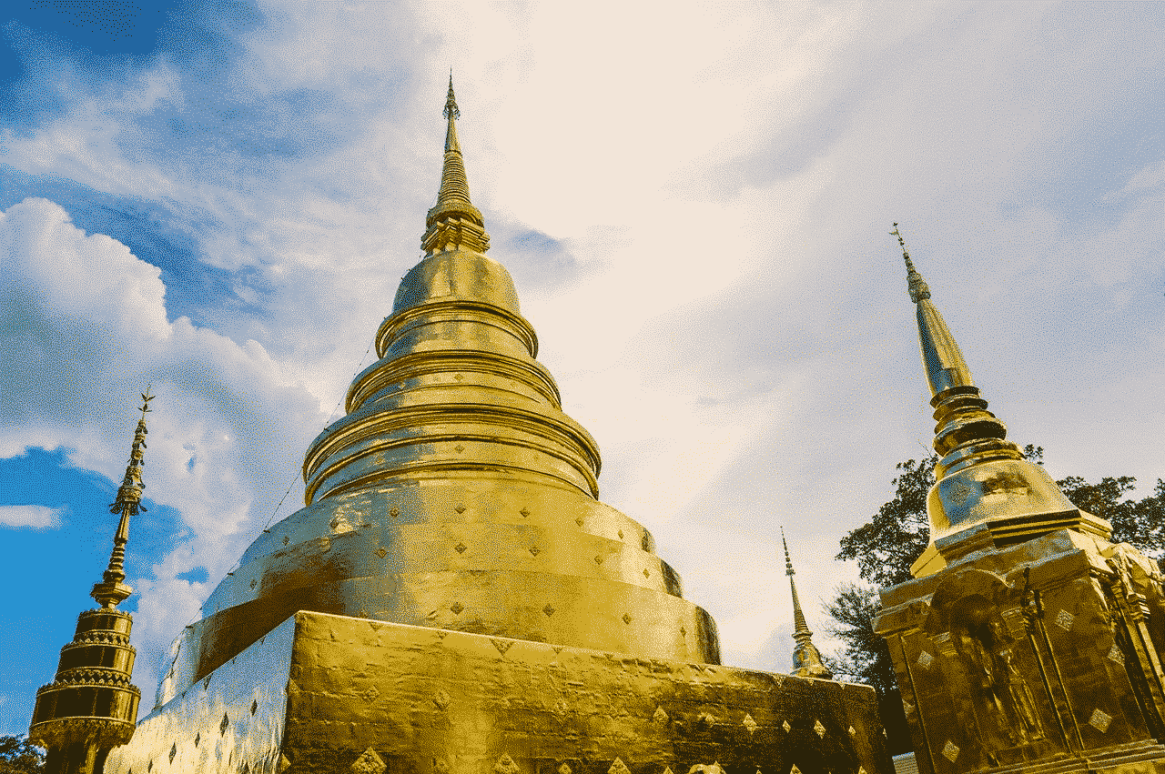 Golden-Temple-Chiang-Mai