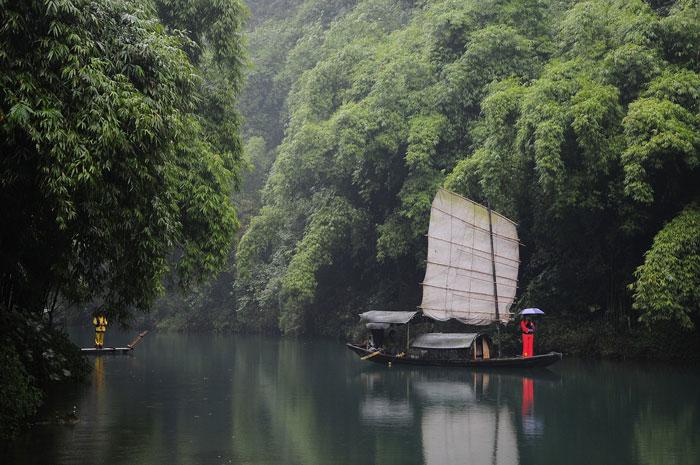 Yangtze River of China