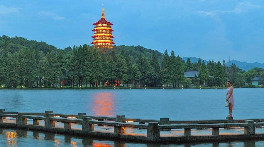 Liuhe Pagoda Hangzhou 1