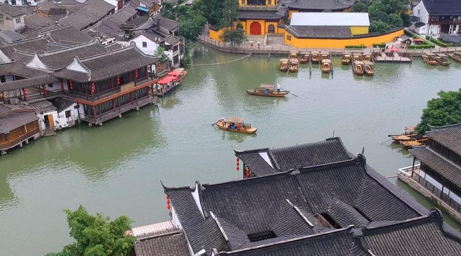 Zhujiajiao Water Town 1