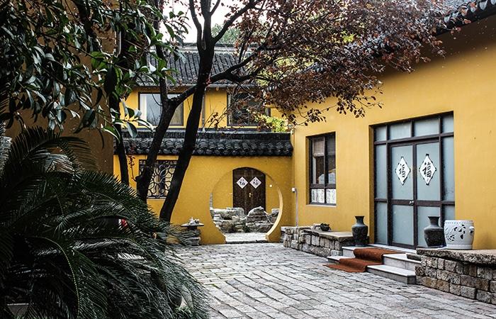 Kezhi Yuan in Zhujiajiao Water Town
