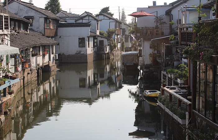 China Zhujiajiao Water Town