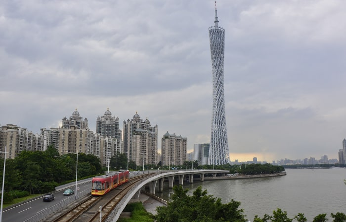 Canton Tower of China