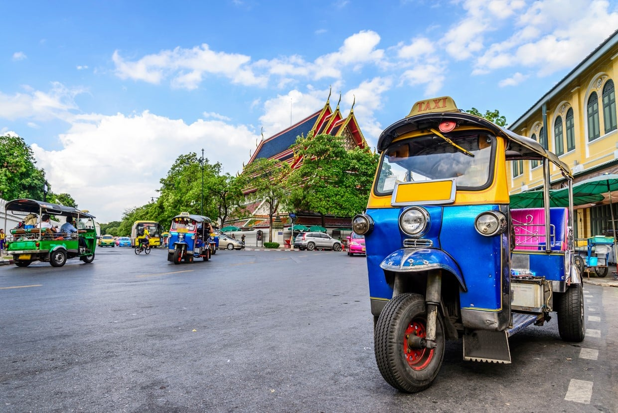 The Best of Bangkok City Tour 2