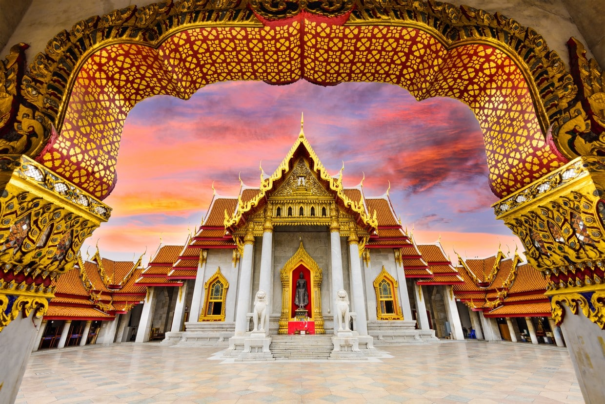 The Best of Bangkok City Tour