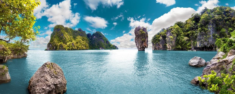 Raya and Mai Ton Island Boat Tour 2