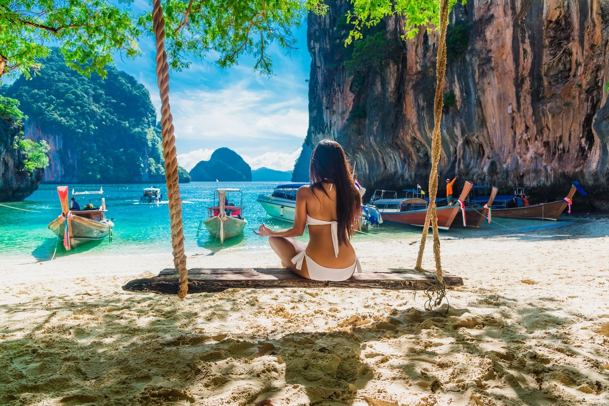 Krabi Islands Private Tour