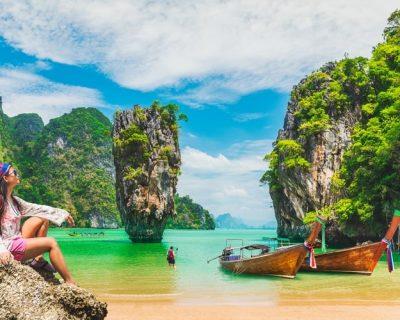 #James Bond Island