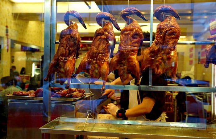 Peking Duck Meal