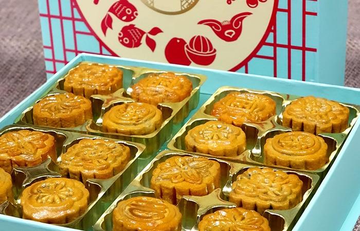 mooncake pastry