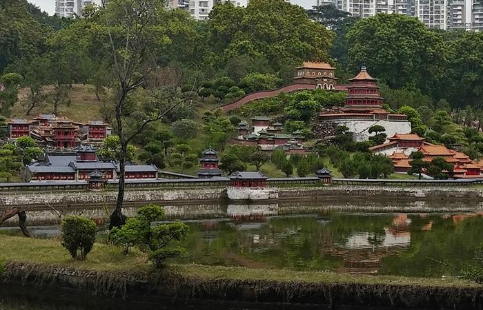Splendid China Miniature Park