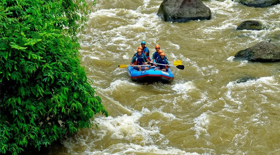 Pai River in Mae Hong Son