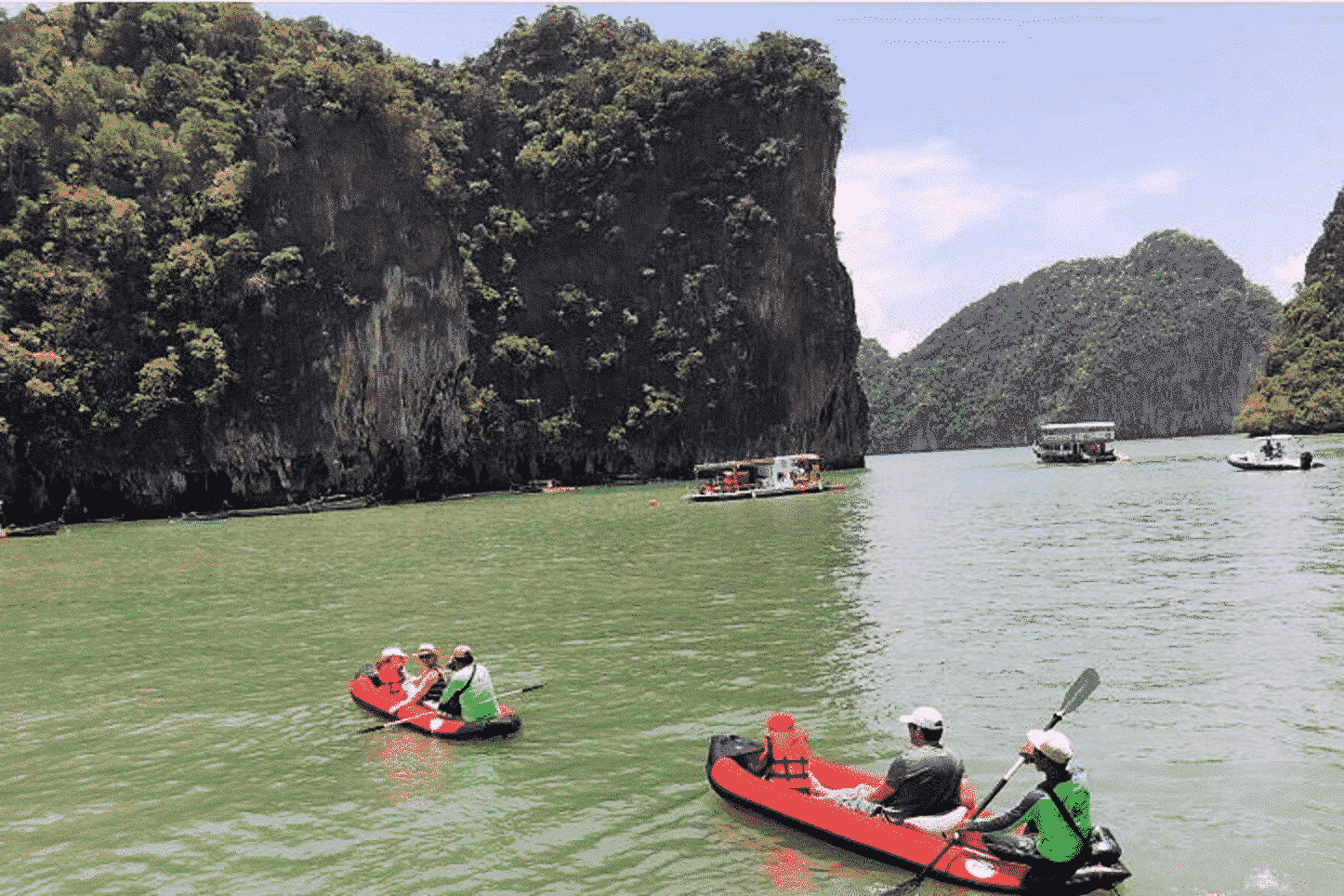 #James Bond Island Private Boat Tour
