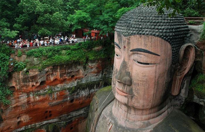 Leshan Giant Buddha Carving
