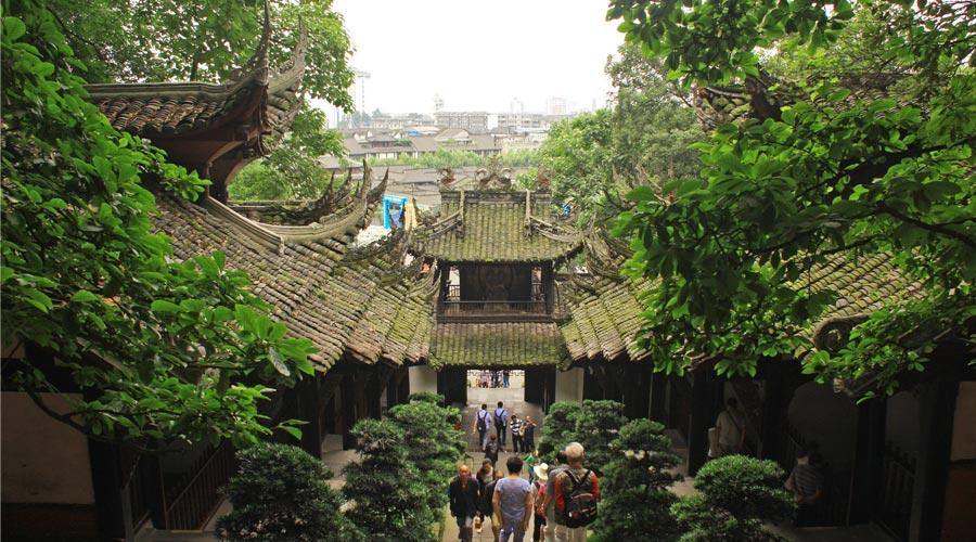 Dujiangyan City