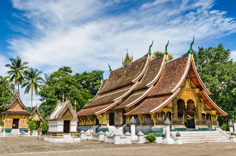 Peaceful Luang Prabang 1