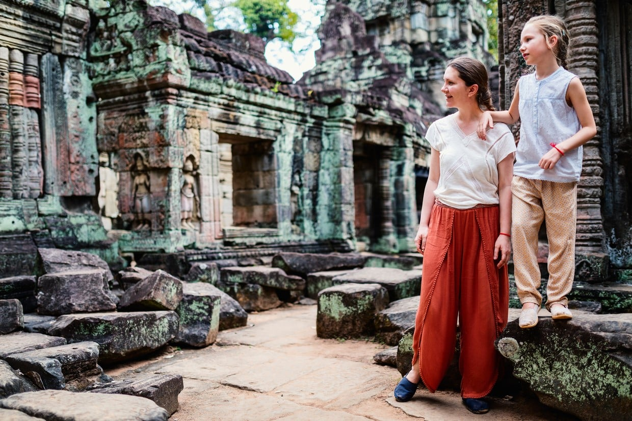 Authentic Cambodia in Depth