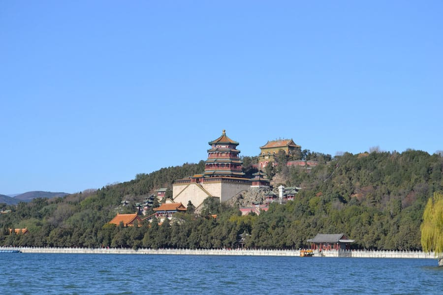 Kunming lake and summer palace