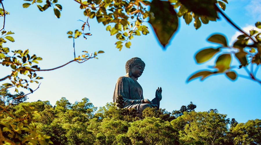 Tian Tan Buddha of Hong Kong
