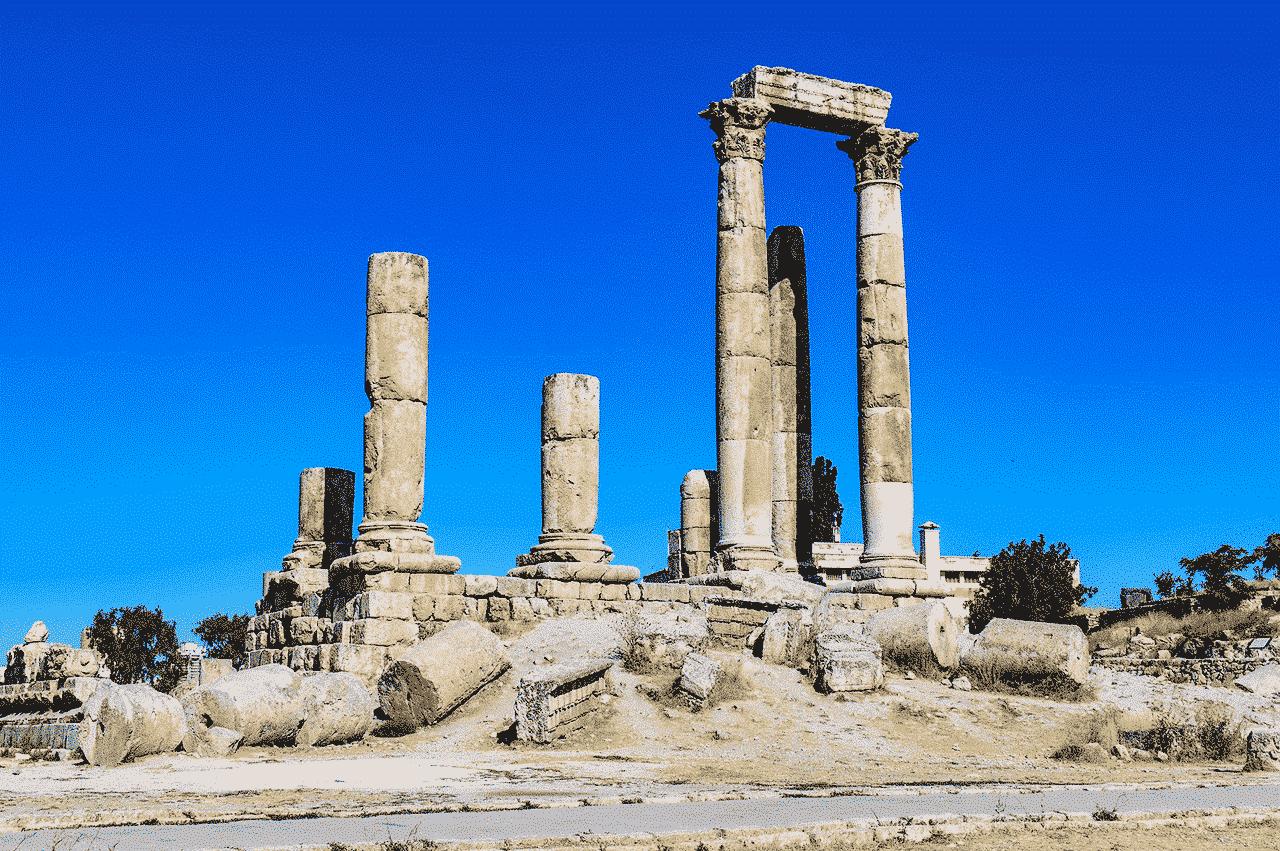 #8 Day Best of Jordan Tour From Aqaba