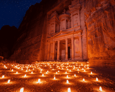 #Day Tour to Petra from Arava